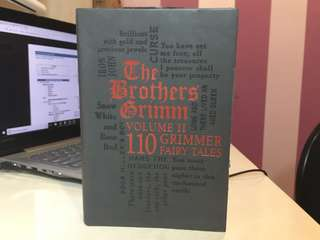 The Brother's Grimm (110 Grimmer Fairy Tales)