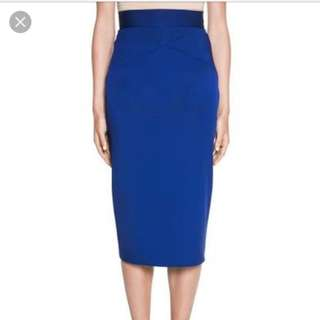 Cue Stretch Pencil Skirt