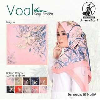 Voal flower