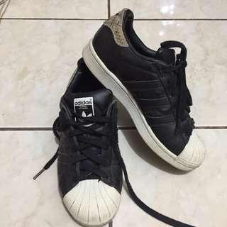 Black Leather Superstar