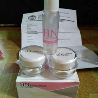 Cream HN Platinum+Serum