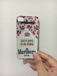 Papercase Iphone 5/s