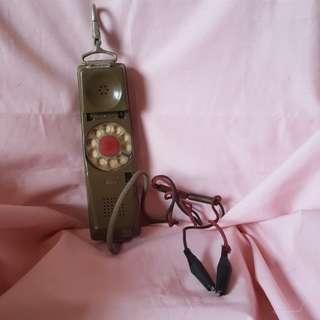 Vintage phone repair