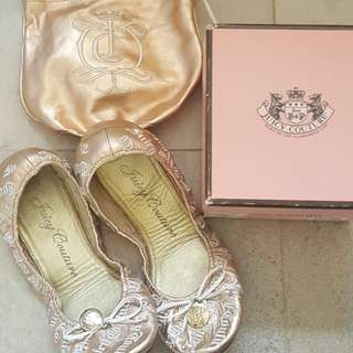 Juicy Couture 摺鞋