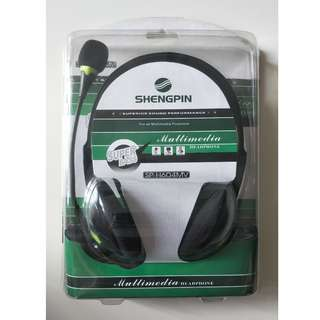 Shengpin Stereo Headphone with Mic