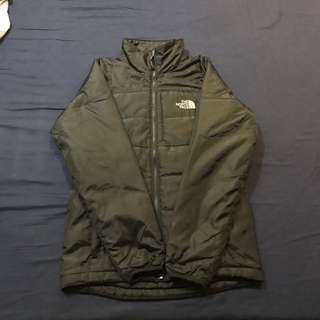🚚 The north face 羽絨外套 S