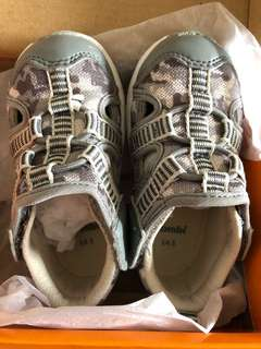 Combi grey camouflage shoes