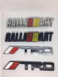 Grill Emblem