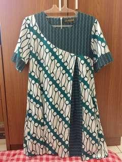 Dress Batik Arjuna Weda