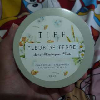 Tiff Body Fleur De Terre