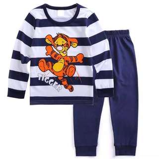 Last one !! Winnie the Pooh tiger Pajamas for Age 2-3 yrs Old