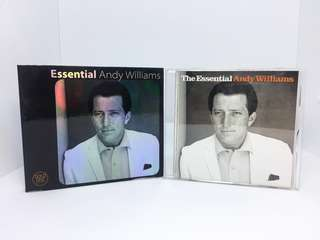 CD Andy Williams The Essential
