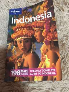 Indonesia Lonely Planet 9th edition 2010