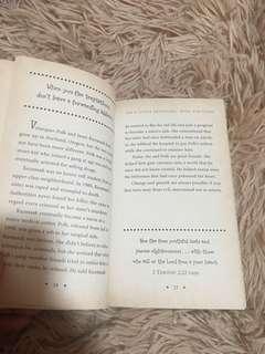 God's little devotional book (Christian)