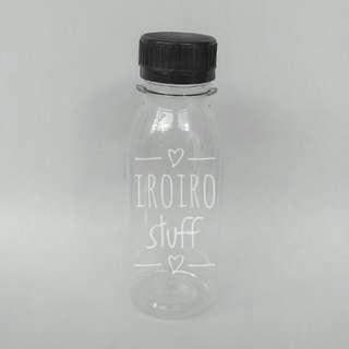 Botol plastik mungil