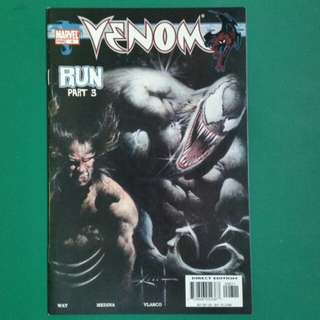Venom No.8 comic
