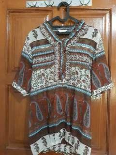 Batik St. Yves size L