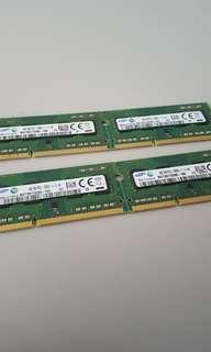 RAM 4GB x 4 12800S