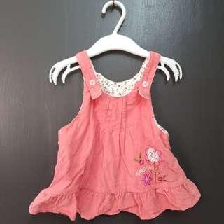 Outerwear baby skirt