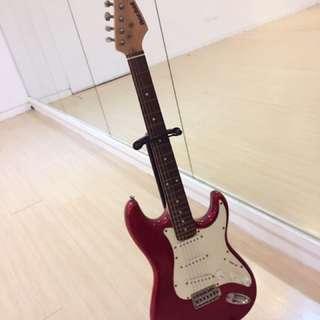 🚚 電吉他