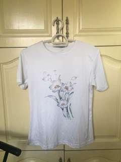 Dri Fit floral top