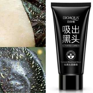 Black mask BIOAQUA