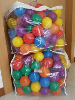 Colorful plastoc Balls for Ball Pit