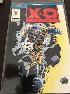 X-O Manowar 5 (1990s)
