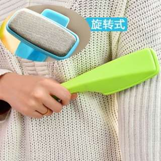 61158 Anti Dust Hair Remover Dry Cleaning Static Brush