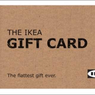 IKEA Gift card (swap/sell)