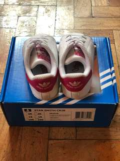 Adidas Stan Smith Baby (Pink)