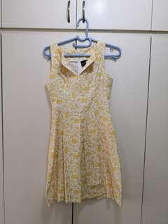 Attic Animal-Printed Dress