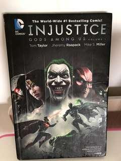 DC injustice Gods Among Us