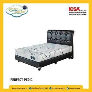Comforta Spring Bed Tanpa Dp Bebas Bunga Proses 3 Menit