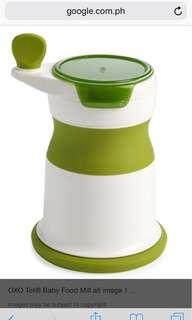 Oxo Tot Mash Maker Baby Food Maker