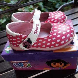 Dora Girl Shoe ( 3 - 4 years )