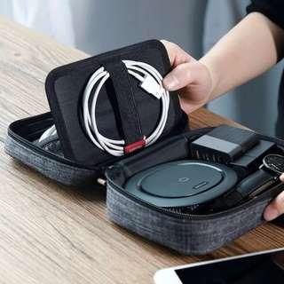 Waterproof Travel Gadgets Bag 7.2 inch Universal Phone Accesories Storage Bag  iPhone X 8 8 Plus 7 7 Plus Samsung Huawei Phone Cases