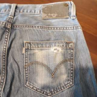 Levi's Jeans Silver tab