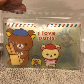 Rilakkuma card holder no. 10 #easter20