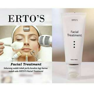 Ertos Facial Treatmen