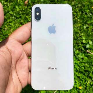 2nd hand Iphone X 64gb