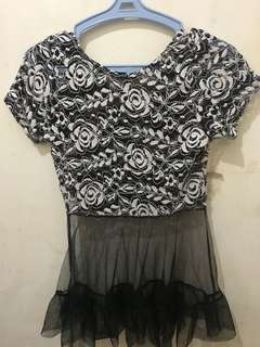 Blouse pesta