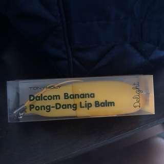 Tony moly pong-dong lip balm