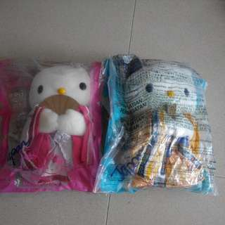 Brand New Authentic  Hello Kitty Soft Toys