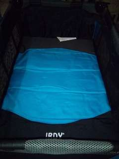 IRDY Play Pen (Baby Crib)BLUE