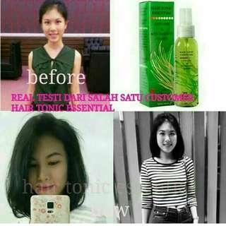 Hair tonic essential