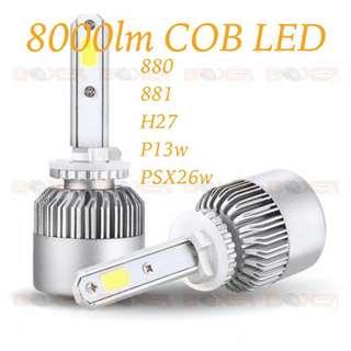 COB Led 880 881 H27