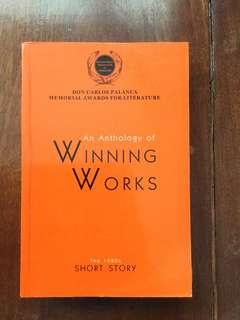 Anthology of Winning Works (Short Story 1980s)