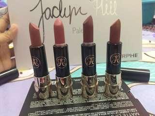 Anastasia mini lipsticks set