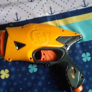 Nerf Gun free ten bullets